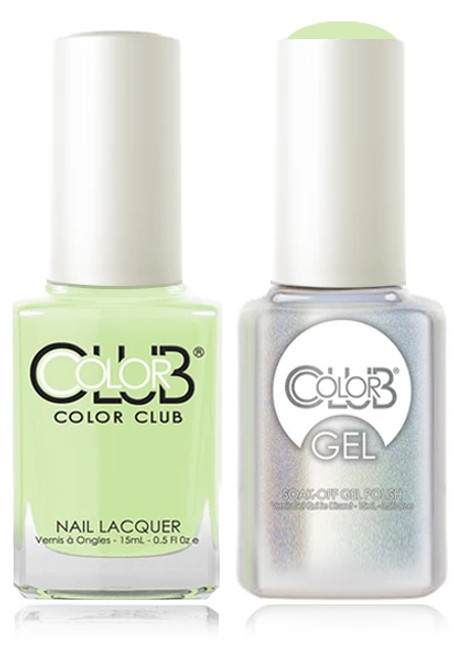 COLOR CLUB GEL DOU PACK -  Til The Record Stops * #05KGELN35