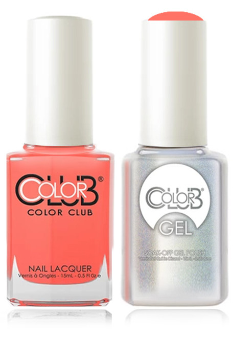 COLOR CLUB GEL DOU PACK - One Love