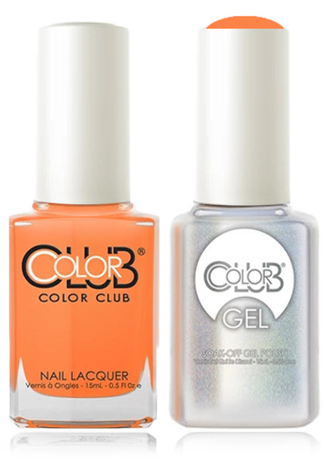 COLOR CLUB GEL DOU PACK -  Jamaican Me Crazy