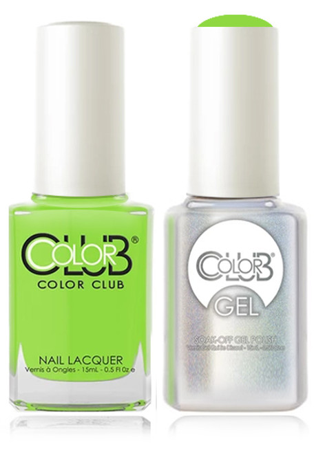 COLOR CLUB GEL DOU PACK -  We Liming
