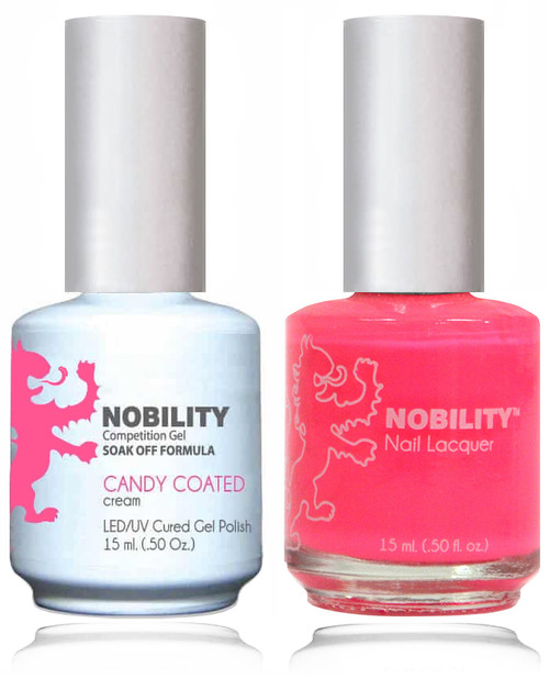 LECHAT NOBILITY - Gel Polish & Nail Lacquer Set - Candy Coated