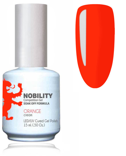 LECHAT NOBILITY Gel Polish & Nail Lacquer Set - Orange