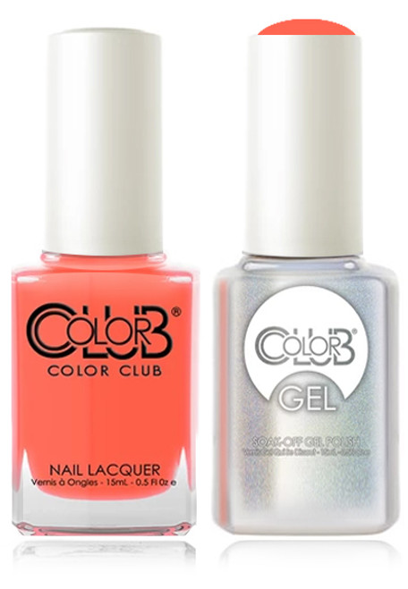 COLOR CLUB GEL DOU PACK -  You Had Me at Aloha  #05KGEL50