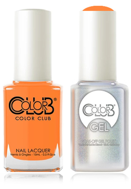 COLOR CLUB GEL DOU PACK -  Tropical State of Mind  #05KGEL51