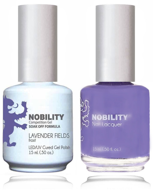 LECHAT NOBILITY Gel Polish & Nail Lacquer Set - Lavender Fields