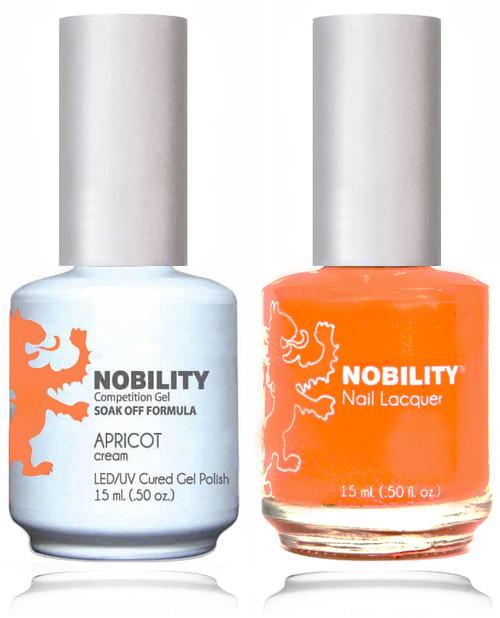 LECHAT NOBILITY Gel Polish & Nail Lacquer Set - Apricot