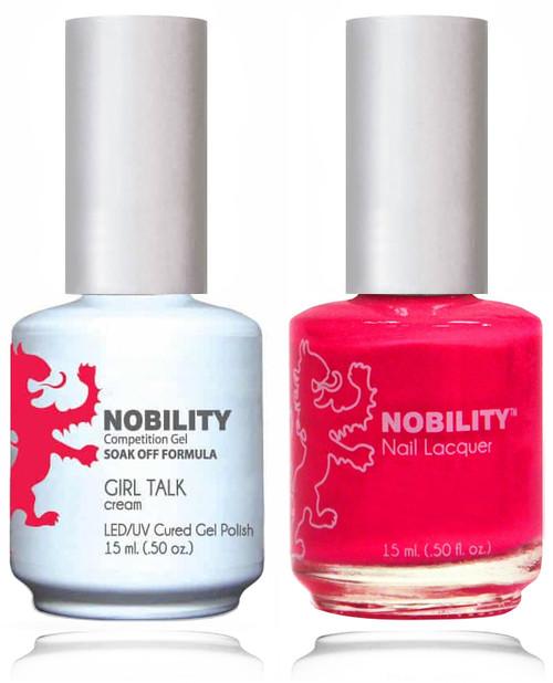 LECHAT NOBILITY Gel Polish & Nail Lacquer Set - Girl Talk
