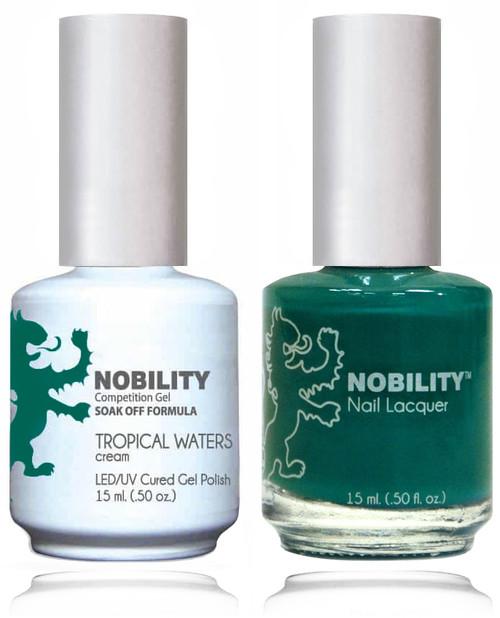 LECHAT NOBILITY Gel Polish & Nail Lacquer Set - Tropical Waters