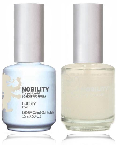 LECHAT NOBILITY Gel Polish & Nail Lacquer Set - Bubbly