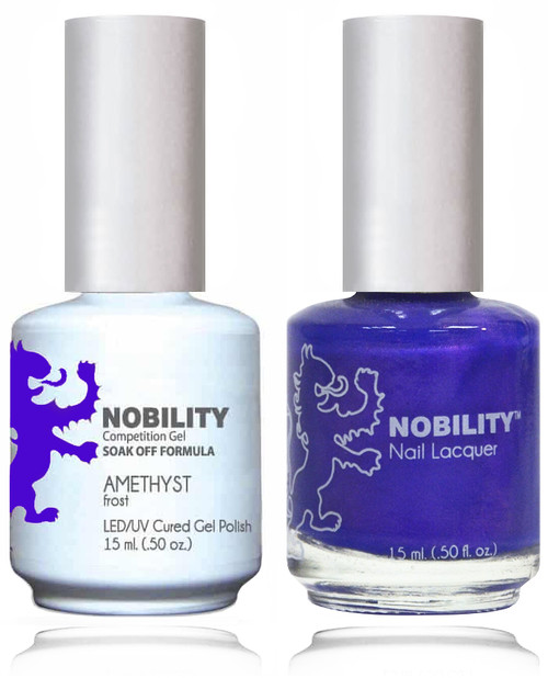 LECHAT NOBILITY Gel Polish & Nail Lacquer Set - Amethyst