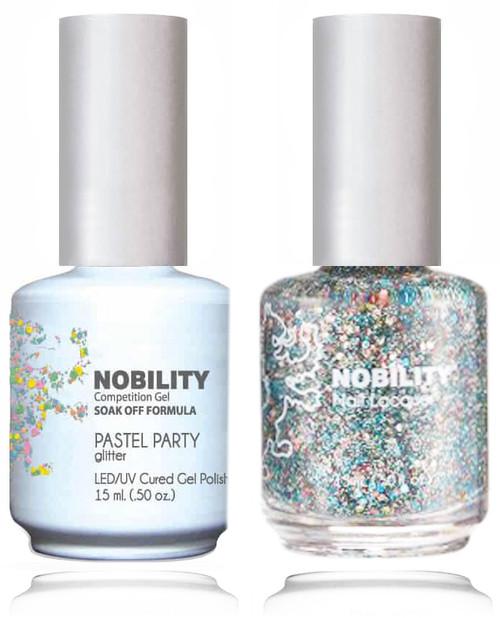 LECHAT NOBILITY Gel Polish & Nail Lacquer Set - Pastel Party