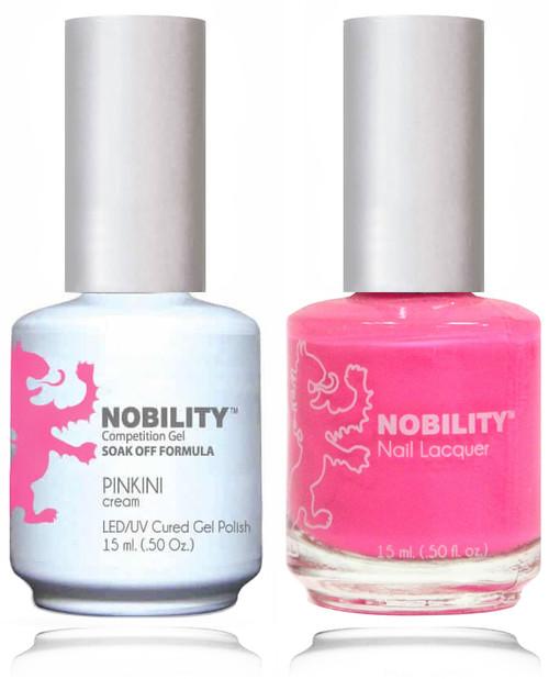 LECHAT NOBILITY Gel Polish & Nail Lacquer Set - Pinkini