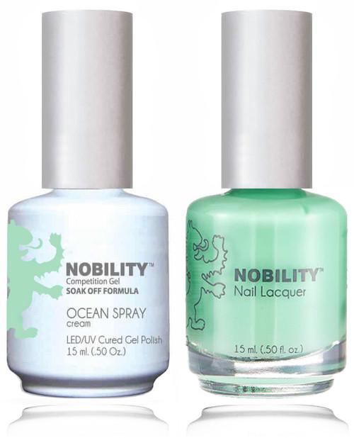 LECHAT NOBILITY Gel Polish & Nail Lacquer Set - Ocean Spray