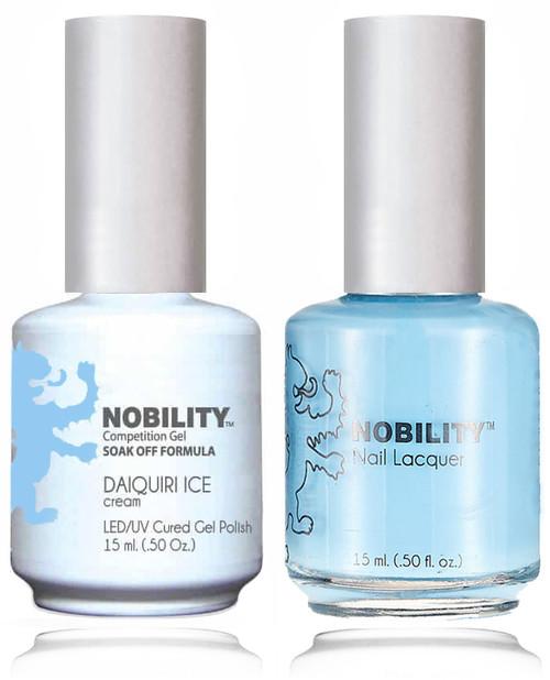 LECHAT NOBILITY Gel Polish & Nail Lacquer Set - Daiquiri Ice