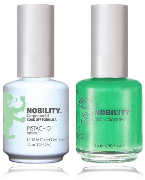 LECHAT NOBILITY Gel Polish & Nail Lacquer Set - Pistachio