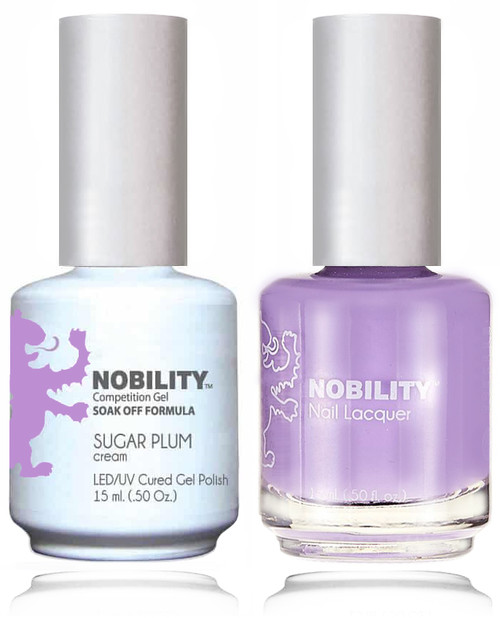 LECHAT NOBILITY Gel Polish & Nail Lacquer Set - Sugarplum