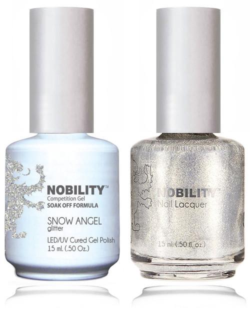 LECHAT NOBILITY Gel Polish & Nail Lacquer Set - Snow Angel
