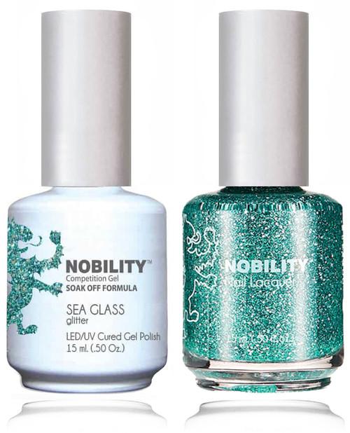 LECHAT NOBILITY Gel Polish & Nail Lacquer Set - Sea Glass