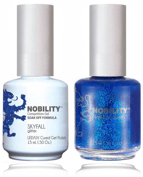LECHAT NOBILITY Gel Polish & Nail Lacquer Set -Skyfall