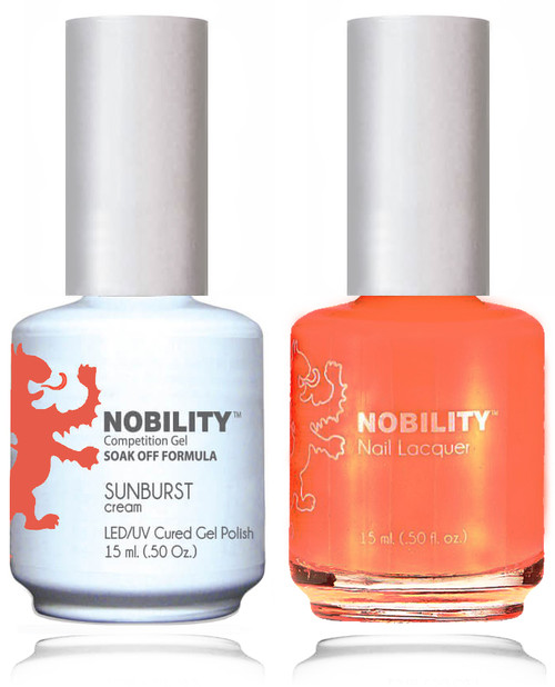 LECHAT NOBILITY Gel Polish & Nail Lacquer Set - Sunburst
