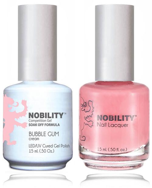 LECHAT NOBILITY Gel Polish & Nail Lacquer Set - Bubble Gum