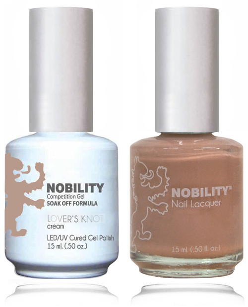 LECHAT NOBILITY Gel Polish & Nail Lacquer Set - Lover's Knot