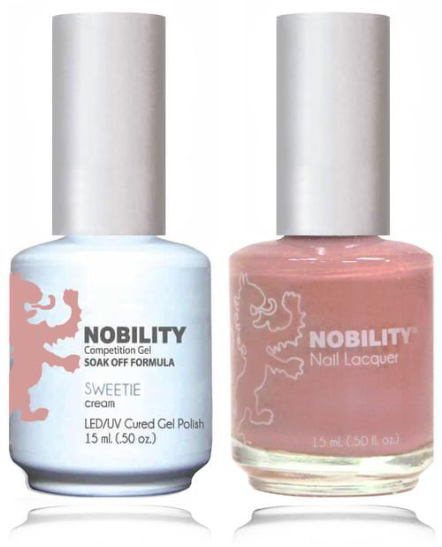 LECHAT NOBILITY Gel Polish & Nail Lacquer Set - Sweetie