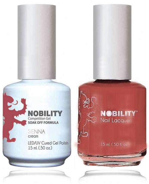 LECHAT NOBILITY Gel Polish & Nail Lacquer Set - Sienna