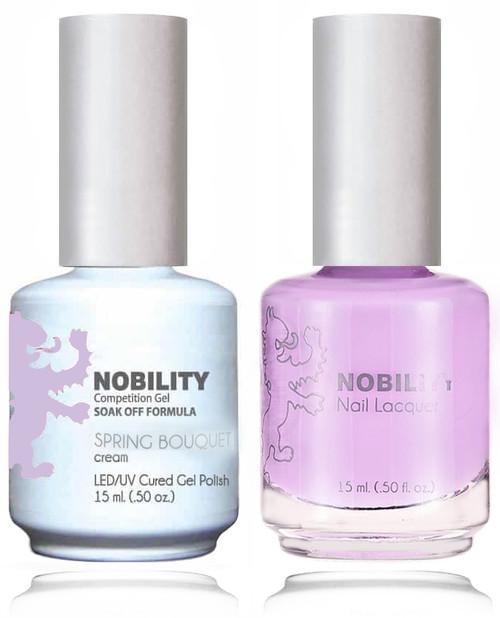 LECHAT NOBILITY Gel Polish & Nail Lacquer Set - Spring Bouquet