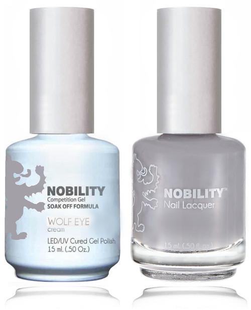 LECHAT NOBILITY Gel Polish & Nail Lacquer Set - Wolf Eye