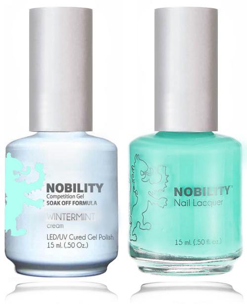 LECHAT NOBILITY Gel Polish & Nail Lacquer Set - Wintermint