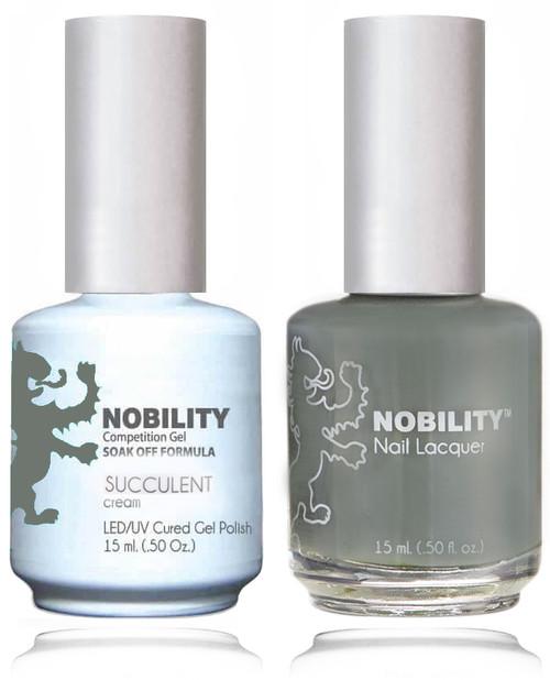 LECHAT NOBILITY Gel Polish & Nail Lacquer Set - Succulent