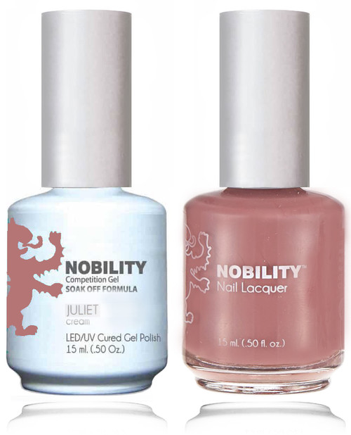 LECHAT NOBILITY Gel Polish & Nail Lacquer Set - Juliet