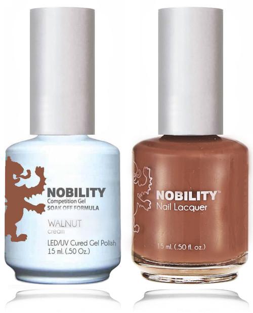 LECHAT NOBILITY Gel Polish & Nail Lacquer Set - Walnut