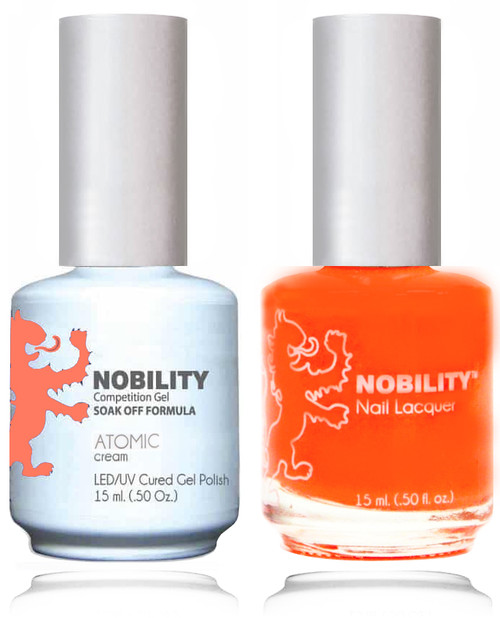 LECHAT NOBILITY Gel Polish & Nail Lacquer Set - Atomic