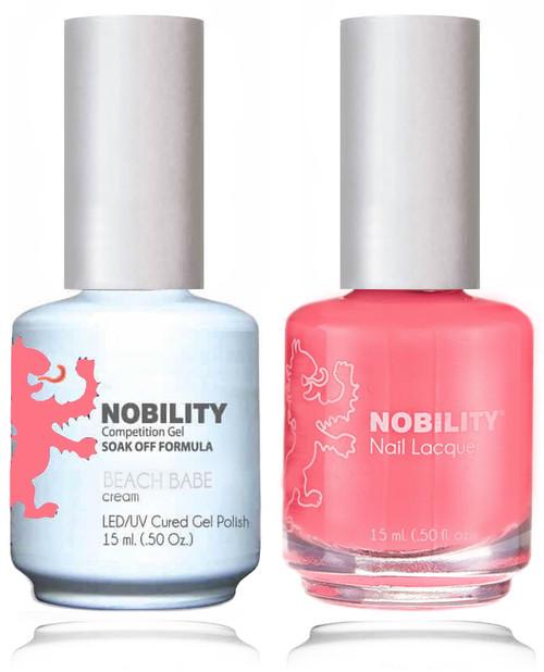LECHAT NOBILITY Gel Polish & Nail Lacquer Set - Beach Babe