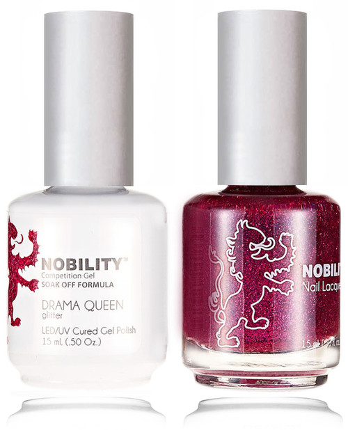 LECHAT NOBILITY Gel Polish & Nail Lacquer Set - Drama Queen
