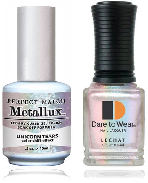 LECHAT Perfect Match Metallux - Unicorn Tears 2/Pack