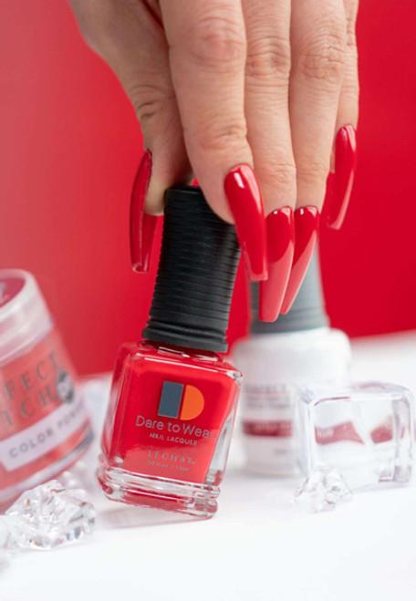 LECHAT Pefect Match Dip Powder - Little Red Dress