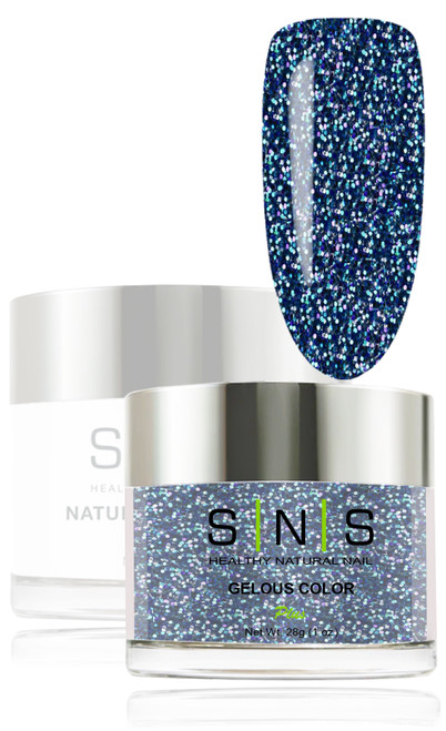 SNS Gelous Dip Powder - SNS 244 Super Model Walk