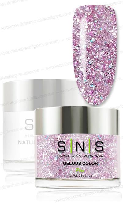 SNS Gelous Dip Powder - WW33 Winter Formal