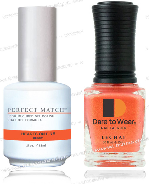LECHAT Perfect Match - Hearts On Fire 2/Pack