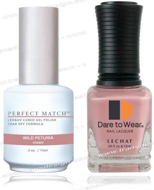 LECHAT Perfect Match - Wild Petunia 2/Pack