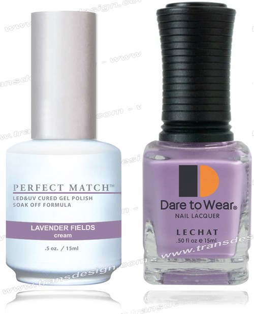 LECHAT Perfect Match - Lavender Fields 2/Pack