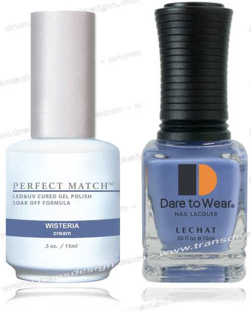 LECHAT Perfect Match - Wisteria 2/Pack