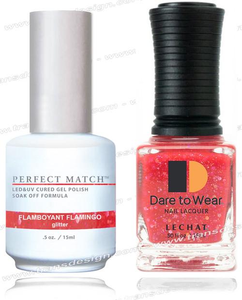 LECHAT Perfect Match - Flamboyant Flamingo 2/Pack