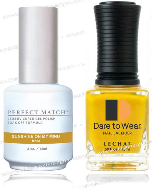 LECHAT Perfect Match - Sunshine on my Mind 2/Pack