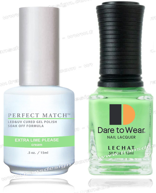 LECHAT Perfect Match - Extra Lime Please 2/Pack