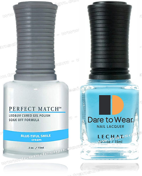 LECHAT Perfect Match - Blue-tiful Smile 2/Pack