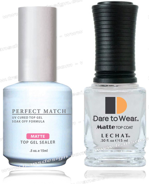LECHAT PERFECT MATCH - Mate To Gel Sealer 2/Pack #03299